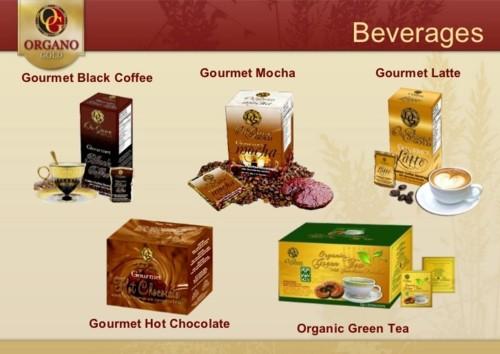 Кофейный бизнес Кофейные вечеринки Полезный для здоровья кофе и чай Органо Голд