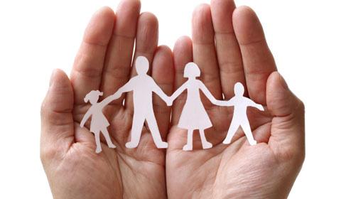 Семья - это место, где создается Счастье!