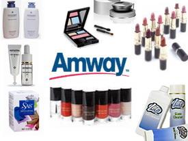 Магазин косметики амвей