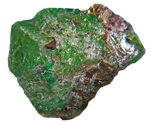 Фотографии коллекционных минералов